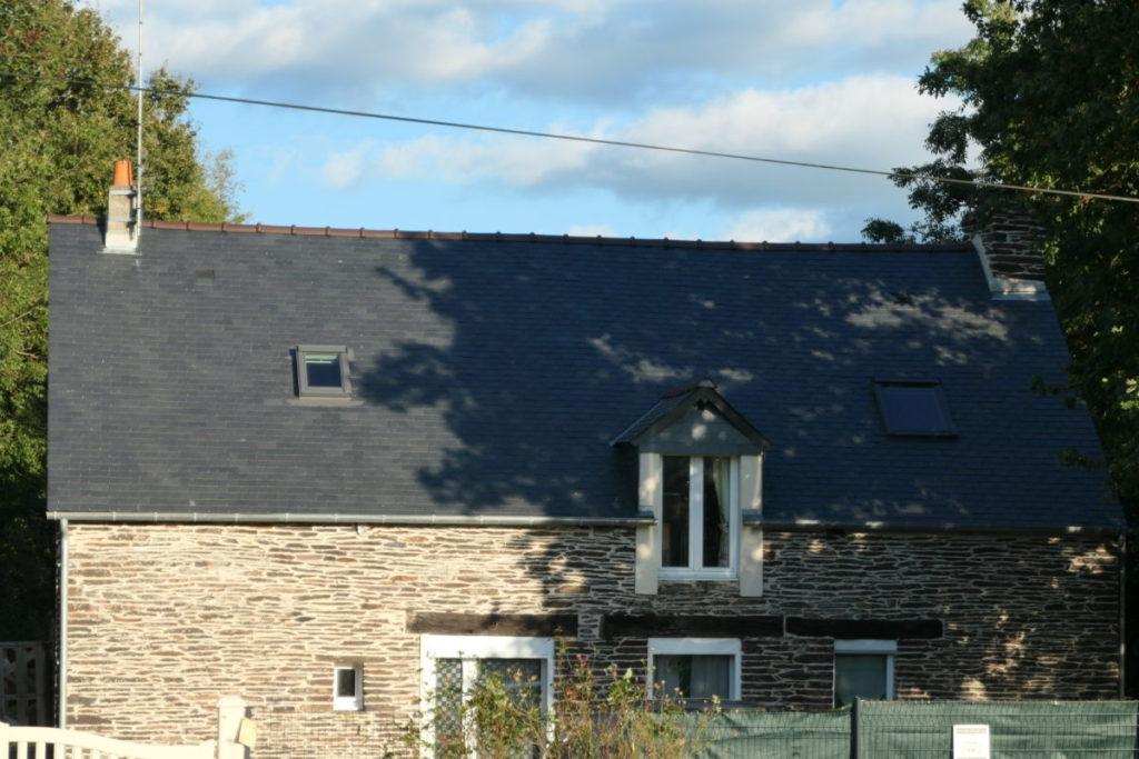 après rénovation toiture neuve